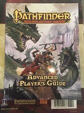 Pathfinder Roleplaying Game: Advanced Player's Guide Pocket Edition - USED