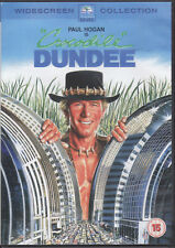 Crocodile  Dundee  -   starring Paul  Hogan  New & Sealed UK R2 DVD