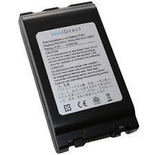 Batterie 4400mAh pour TOSHIBA Portege M200 M205 M400 M405 M700 M750