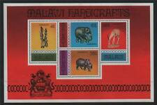 Malawi 1977 Handicrafts MS SG546 MNH