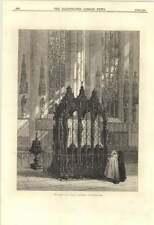 1870 il Santuario di San SEBOLD Norimberga opera d'arte da Samuel letto