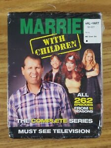 NIP Married with Children: The Complete Series DVD 2015 21-Disc Set HiFi Sound