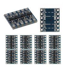 5pcs 4 Channel IIC I2C Logic Level Converter Bi-Directional Module 5V to 3.3V