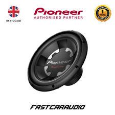1300 vatios Max Pioneer ts-wx306b 30cm//300mm coche Bass reflex carcasa subwoofer