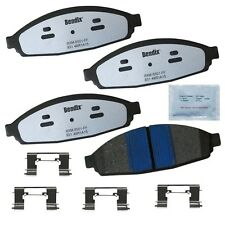 Bendix PBD931 Disc Brake Pad Set Police Front 2003-2011 FORD LINCOLN MERCURY
