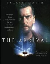 The Arrival Blu-ray 1996 Charlie Sheen