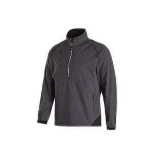NEW FootJoy DryJoys Select LS Rain Shirt Charcoal/Black 35381 Men's X-Large (XL)