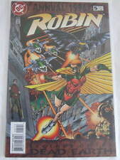 DC Comics Robin Annual Legends Of The Dead Earth Comic #5 1996 NM (ref 452)