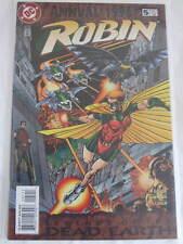 DC Comics Robin Annual Legends Of The Dead Earth Comic #5 1996 NM (ref 452)