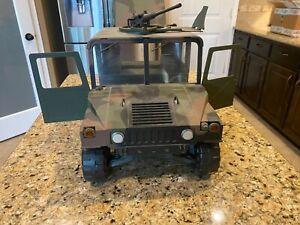 """Ultimate Soldier 12"""" Humvee"""