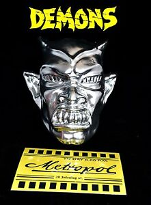 Demons Replica Movie Mask 1:1 Scale Horror Prop