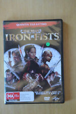 The Man With The Iron Fists - Quentin Tarantino  -  Pre Owned VGC (Box D16)