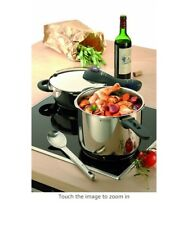 New listing Wmf perfect plus Pressure Cooker Set 6.5+3.0 made in Germany Msrp $425