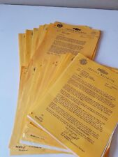 1957 to 1960 Chevrolet Service Bulletins