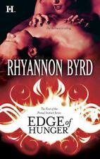 Primal Instinct: Edge of Hunger 1 by Rhyannon Byrd (2009, Paperback)