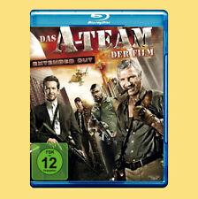 ••••• Das A-Team - Der Film (Liam Neeson / Bradley Cooper)(Blu-ray) Ext. Cut ☻