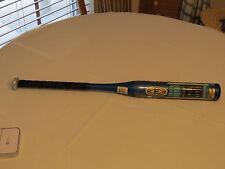 """Easton Fastpitch-10 youth softball bat SX40B 28"""" 18 oz 2 1/4"""" barrel Reflex Ext"""