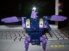Vintage G1 Transformers Blot Gestalts 100% Complete W/ Slime Gun & Laser Mount