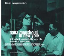 Nana Mouskouri –In New York -The Girl From Greece Sings VINYL ALBUM NEW* Sealed