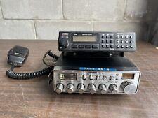 Uniden Pc 76 Xl Cb Radio w/Microphone & Bc 760Xlt Bundle