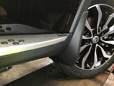 "MG GS MUDFLAPS COMPLETE SET OF FRONT AND REAR WITH ""GS LOGO"" NEW PRODUCT UK CO."