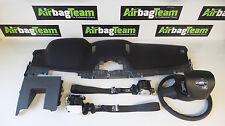 Ford Ranger Airbag Kit 2016 - On Driver Passenger Dashboard Seatbelts Knee