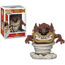Funko - POP Animation: Looney Tunes - Tornado Taz Brand New In Box