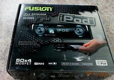 New listing Fusion Ipod Receiver Car Stdreo New 50X4 Watts Ca Ip500