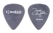 Ozzy Osbourne Zakk Wylde Signature Gray Guitar Pick - 2007 OzzFest Tour