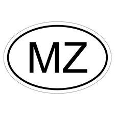 New listing 5 7/8x3 7/8in - csd0086 Car Sticker Car Flag