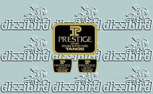 Tange Prestige double butted decal set- perfect for restorations