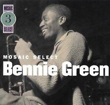 MOSAIC SELECT: BENNIE GREEN BY BENNIE GREEN (TROMBONE) (CD, 2006, MOSAIC SELECT)
