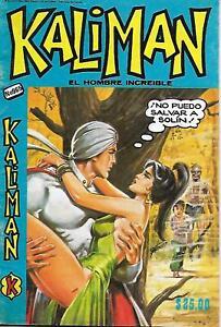 Kaliman El Hombre Increible #965 -Mayo 25, 1984 - Mexico