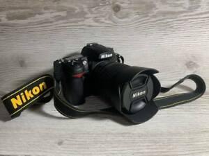 Nikon D7000 used.