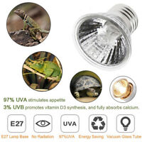 110V/22V Bulb Plant Reptile Heat Light Brooder E27 UVA+UVB Pet Heating Lamp