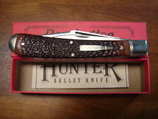 Vintage 1986 Remington Hunter Bullet Knife R1263 New in Box Made in USA