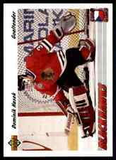 1991-92 Upper Deck Dominik Hasek Rookie #E14
