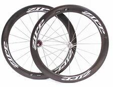 USED Zipp 404 Carbon Clincher Wheelset 8-10 Speed Shimano Road Cx Gravel Bike