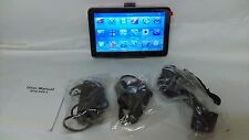 Tech 7 inch Car GPS Windows CE 6.0 4GB HD Screen Navi System c1 AB