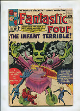 FANTASTIC FOUR #24 (4.0) THE INFANT TERRIBLE!