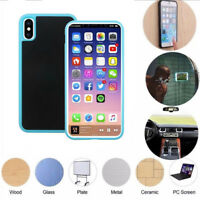 Anti Gravity Case Goat Suction Magic Stick Selfie Phone Cover For iPhone X New