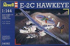 Revell 04092 E-2C Hawkeye 1/144 scale model aircraft kit