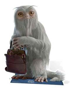 Demiguise Fantastic Beasts and Where to Find Them Cardboard Cutout silky ape