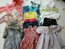 Baby Girl 6-12 M Clothes Lot 15 Piece Outfits Sets Disney Osh Kosh Baby Gap....