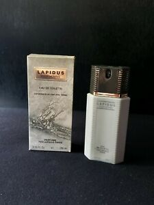 Vintage Lapidus pour Homme 3.33 Fl. Oz. 100 ML Eau de Toilette Spray