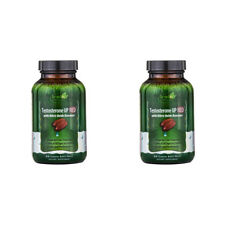2X IRWIN NATURALS TESTOSTERONE UP RED WITH NITRIC OXIDE BOOSTERS SUPPLEMENT