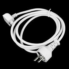 EU Power Extension Cable Cord for Apple MacBook Pro Air AC Wall Charger Adapter