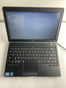 Dell Latitude E6230 i5-3360M 2.80GHz NO RAM NO HDD NO OS Parts / Repair