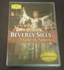 Beverly Sills: Made in America (DVD) Queen of Opera biography documentary film