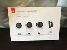 4 Home Camera Wireless Security Surveillance Night Vision House Shop Baby Office